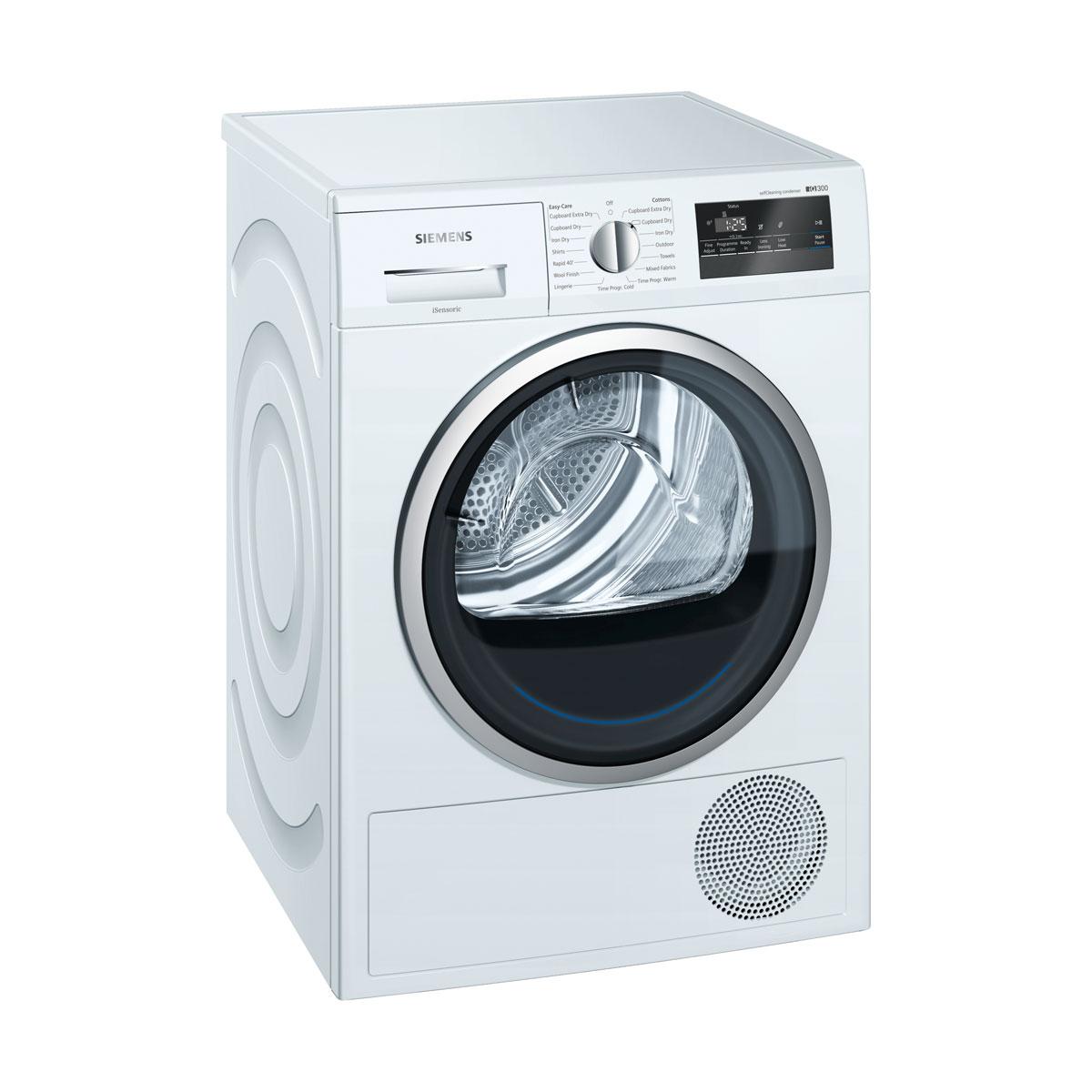 An image of WT45M232GB 8kg Heat Pump Tumble Dryer